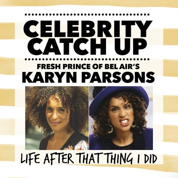 Karyn Parsons aka Fresh Prince of Bel Air's Hillary