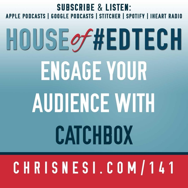 Engage Your Audience with Catchbox - HoET141 Image