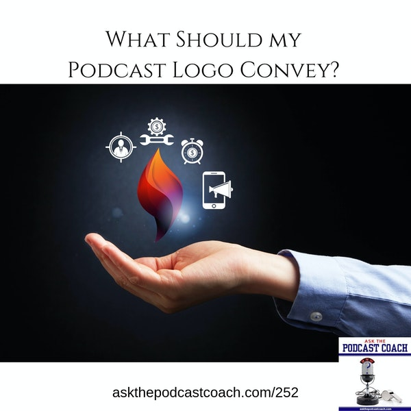 What should My Podcast Logo Convey?