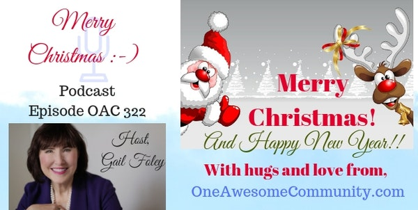 OAC 322 Merry Christmas and Happy New Year!!!