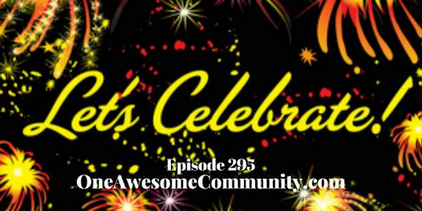 OAC 295 Let's Celebrate!!!