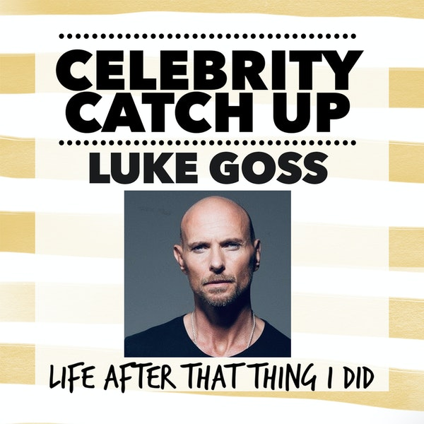 Luke Goss - aka '80s heartthrob-turned Renaissance man