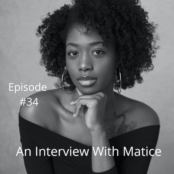 Matice - Author and YouTube Content Creator Image