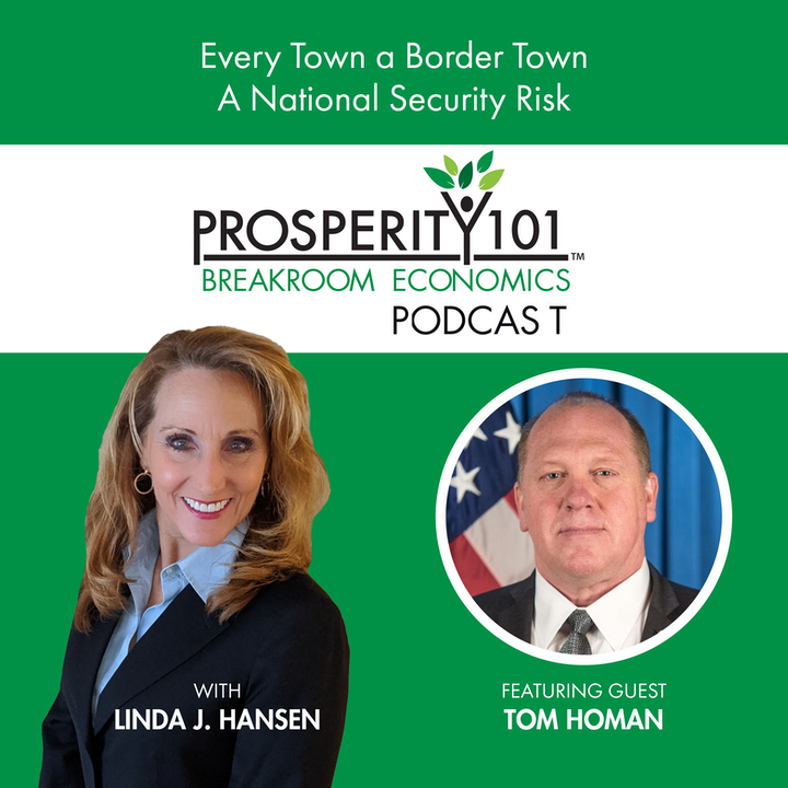 Every Town a Border Town – A National Security Risk – with Tom Homan [Ep.91]