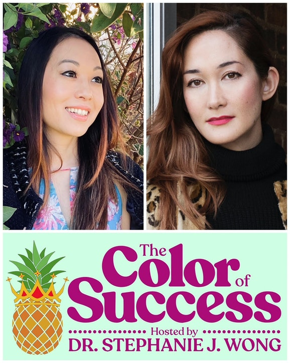 """How does Akiko Stehrenberger, """"Movie Poster Girl"""" Advocate for Pay Equity, Collaboration with Artists, & Co-parenting?"""