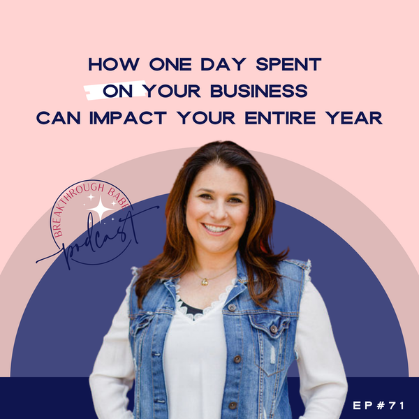 How One Day Spent ON Your Business Can Impact Your Entire Year