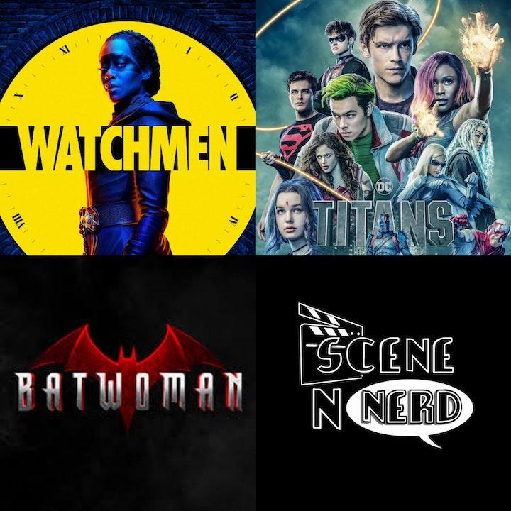 SNN: Batwoman Roadtrip & Silk Spectre Arrives