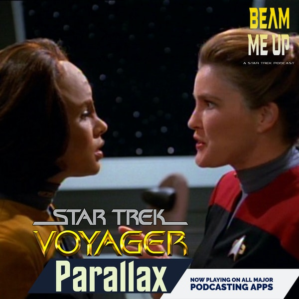 Star Trek: Voyager   Parallax