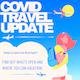 Covid Travel Update Album Art