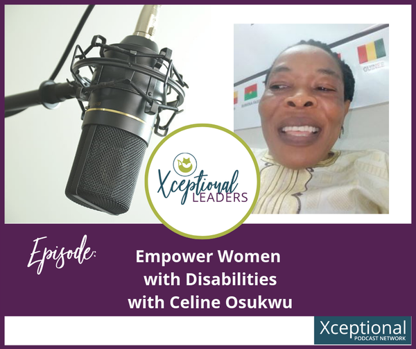 Empower Women with Disabilities with Celine Osukwu Image