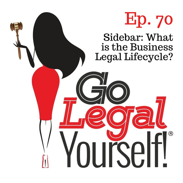 Ep. 70 Sidebar: What is the Business Legal Lifecycle?