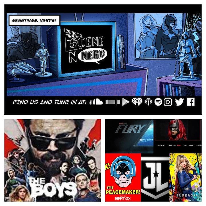 SNN: The Boys & DC Jokes