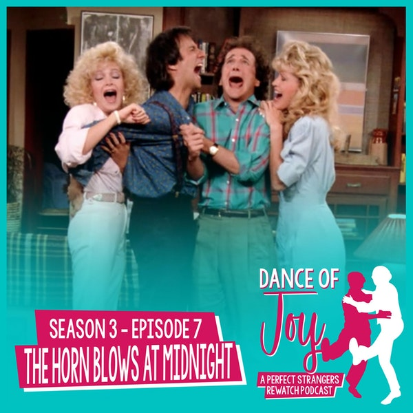 The Horn Blows At Midnight - Perfect Strangers Season 3 Episode 7