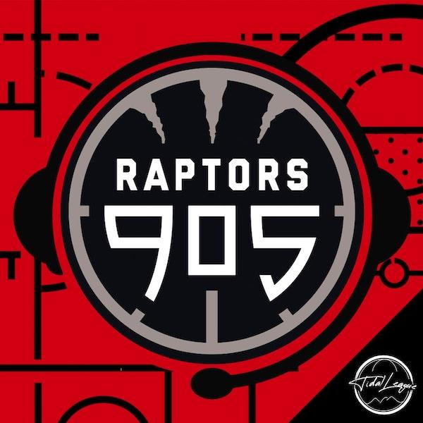 "Meet your ""Raptors 905 Podcast"" hosts, Savanna Hamilton and Charles Kissi Image"