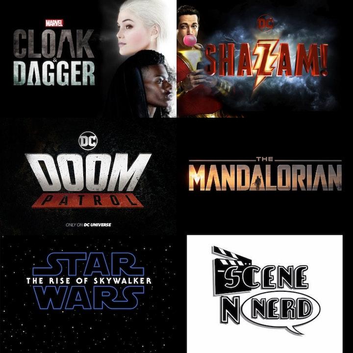 SNN: Cloak & Dagger Hopes & Doom Patrol Fears