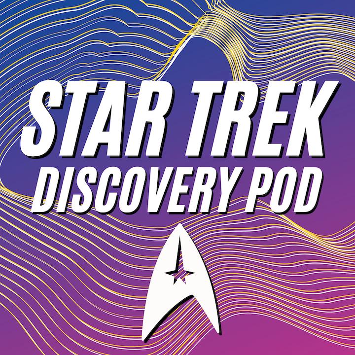 Star Trek Discovery Pod