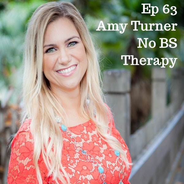 Amy Turner: No BS Therapy - HNS063 Image