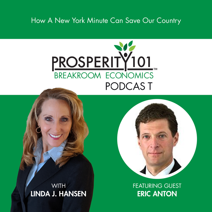 How A New York Minute Can Save Our Country – with Eric Anton