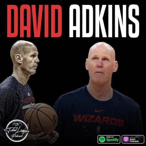 David Adkins Washington Wizards Assistant Coach