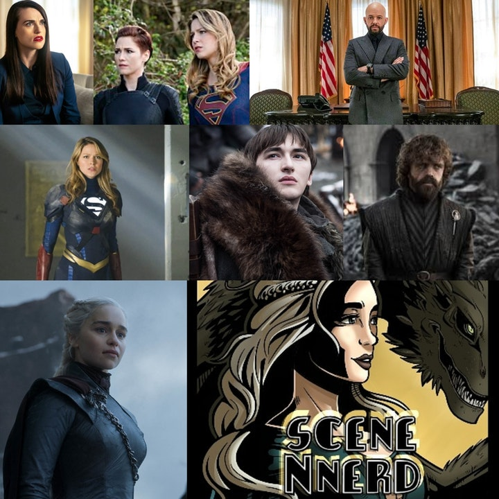 SNN: Supergirl Ended up on the Throne