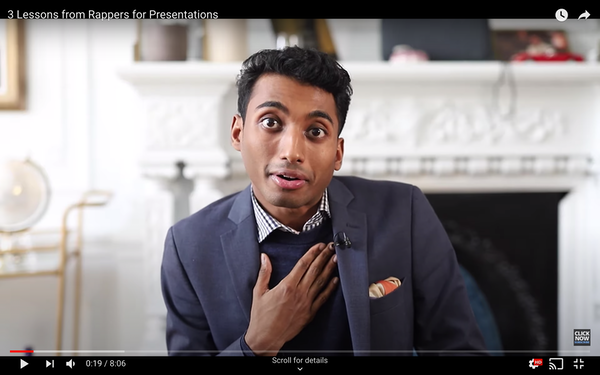 Improve Your Public Speaking Skills with YouTube Star, Brenden from MasterTalk Image