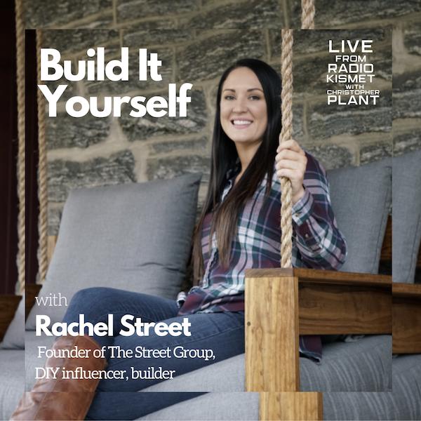 Build It Yourself with Rachel Street Image