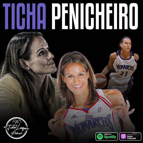 Q&A with WNBA legend Ticha Penicheiro on Locker Room App
