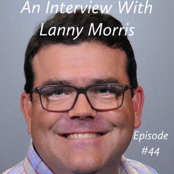 "Lanny Morris - ""My Stutter Is My Friend"" Image"