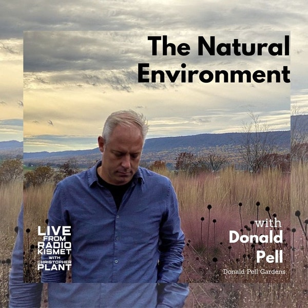 The Natural Environment With Donald Pell Image