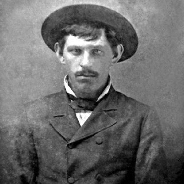 28 - Arkansas Dave Rudabaugh