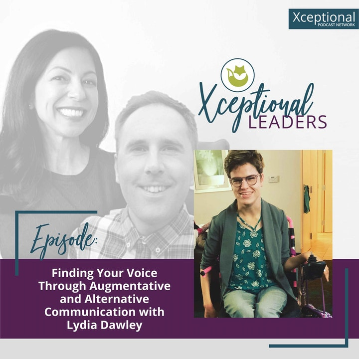 Finding Your Voice Through Augmentative and Alternative Communication with Lydia Dawley