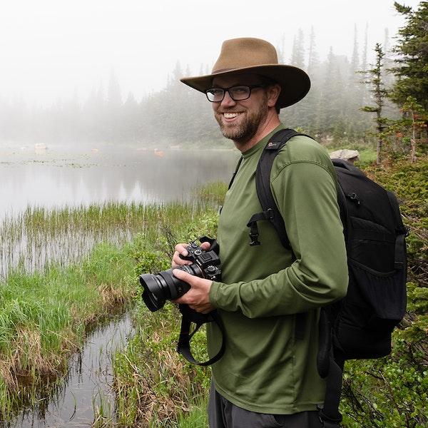 Sports, documentary and commercial photographer Matt Dirksen | Sony Alpha Photographers Podcast Image