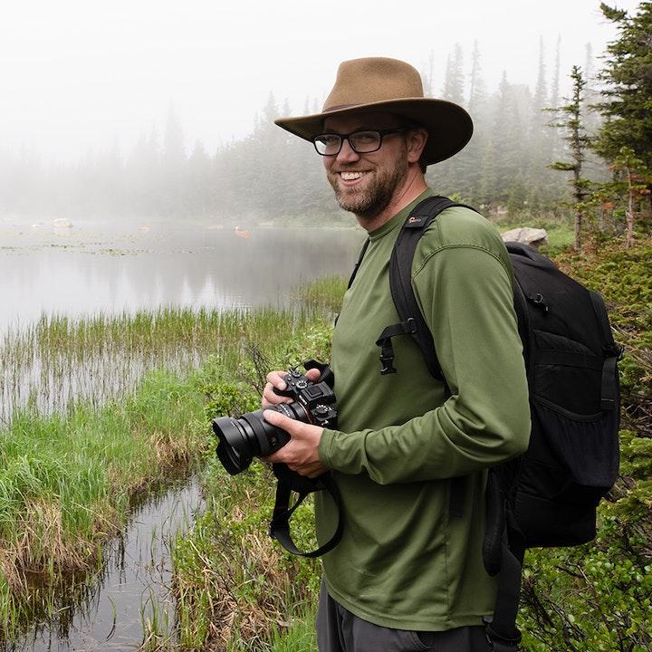 Sports, documentary and commercial photographer Matt Dirksen | Sony Alpha Photographers Podcast