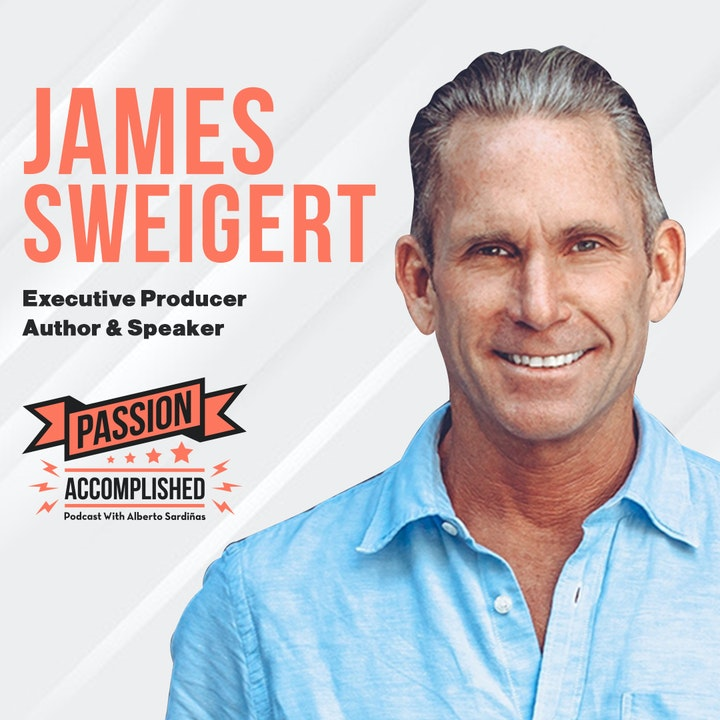 Changing the story you may be telling yourself with James Sweigert