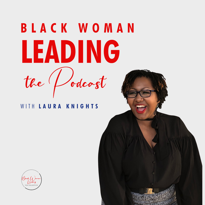 Black Woman Leading