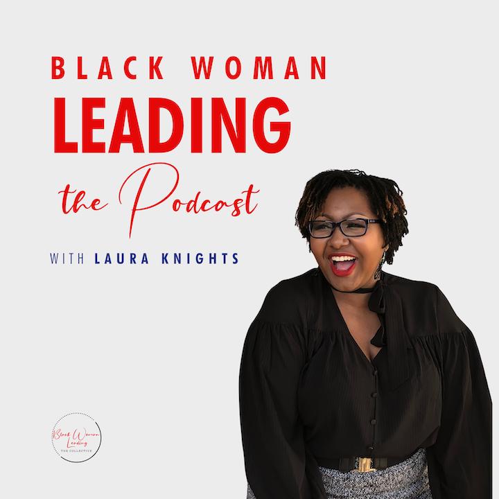 Black Woman Leading