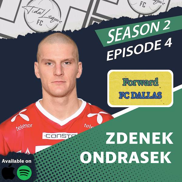 Zdenek Ondrasek   Tidal League FC