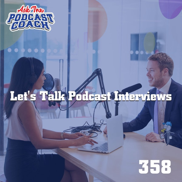 Let's Talk Podcast Interview
