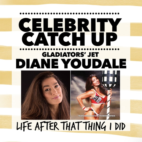 Diane Youdale - aka Jet from Gladiators