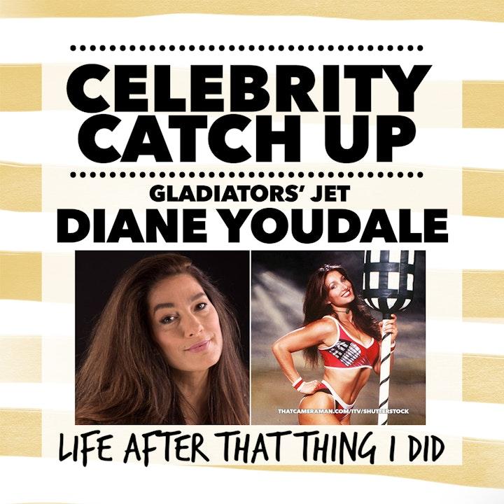 Diane Youdale - aka Jet from Gladiators