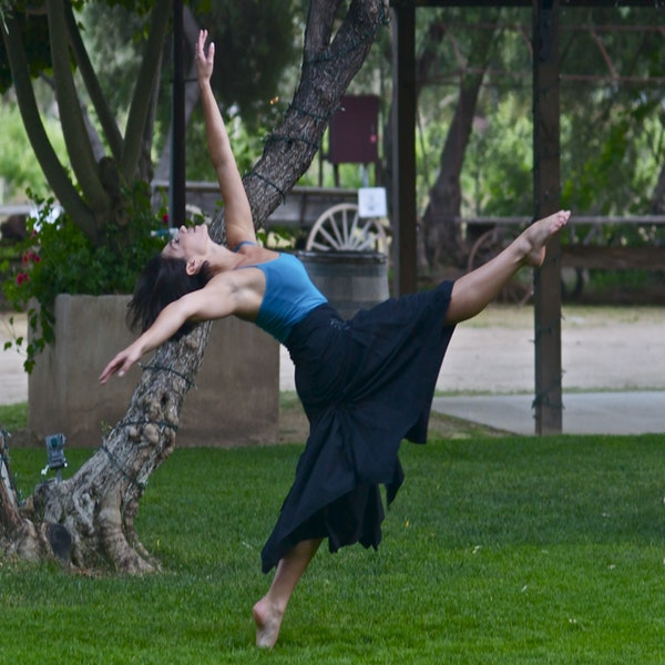 Ep. 26 Lara Segura: Bee Conscious and National Water Dance Choreography Image