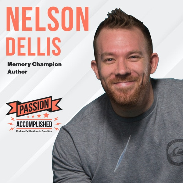 Developing memory superpowers with Nelson Dellis