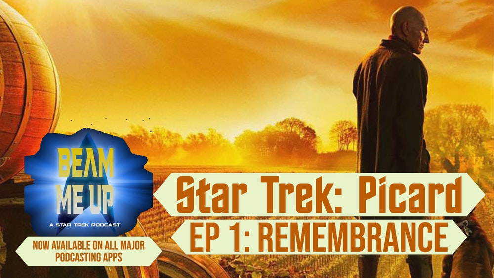 Supplemental - Picard Ep 1: Remembrance