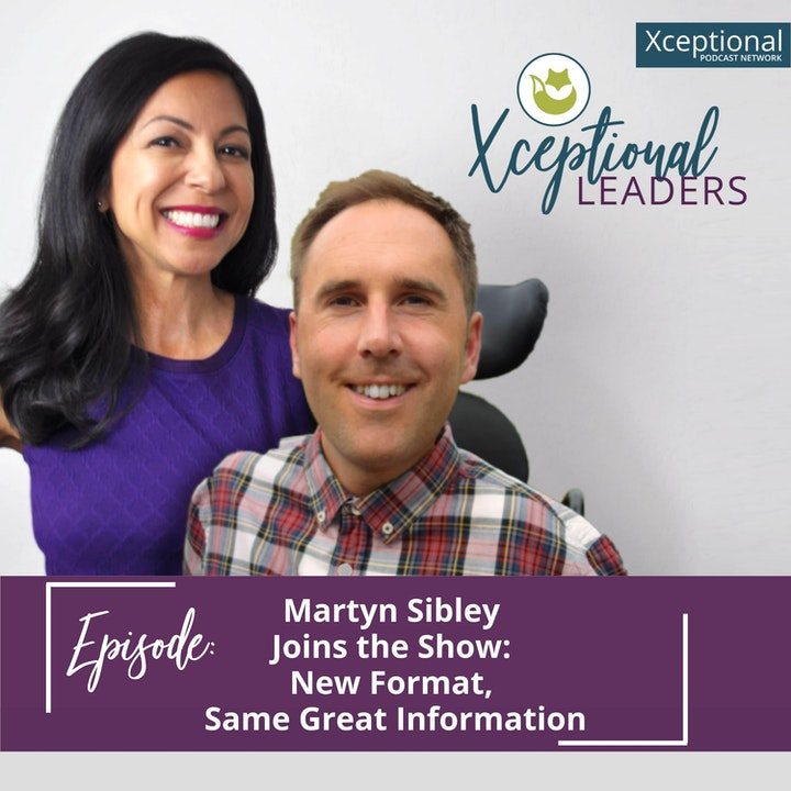 Martyn Sibley Joins the Show: New Format, Same Great Information