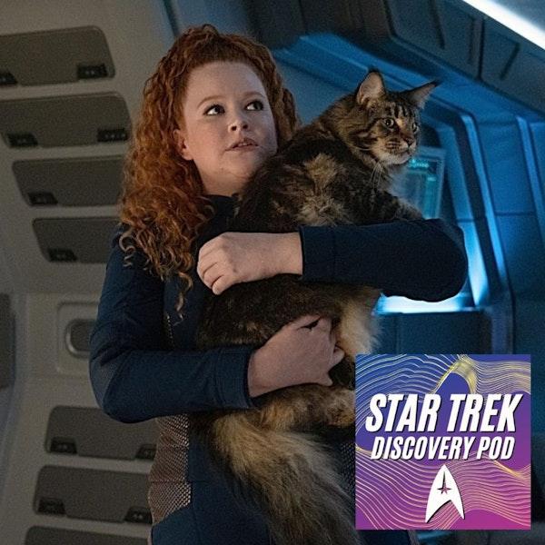 Star Trek Discovery Season 3 Episode 6 'Scavengers' Review Image