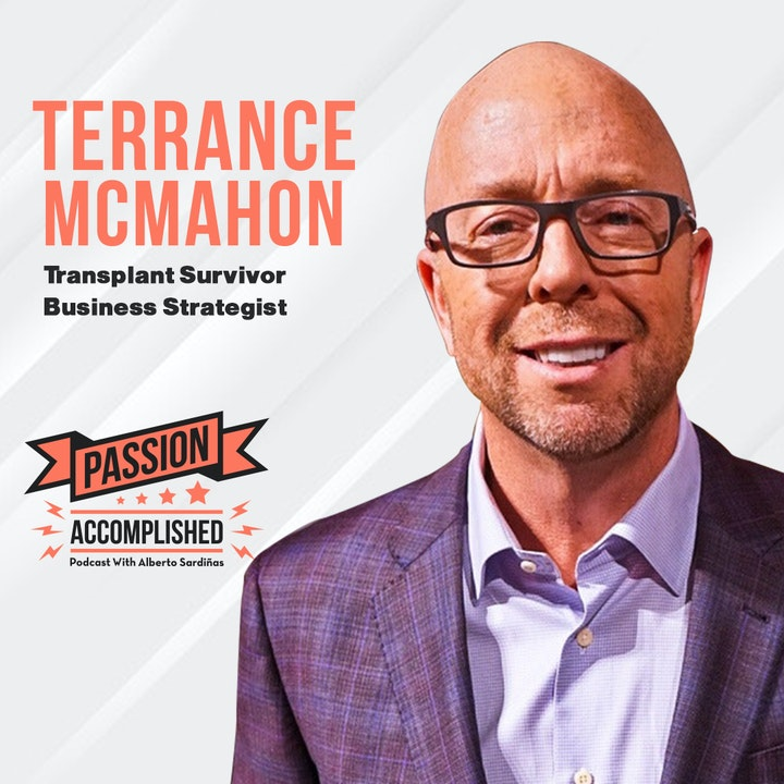 A radical transformation after being on the brink of death with Terrance McMahon