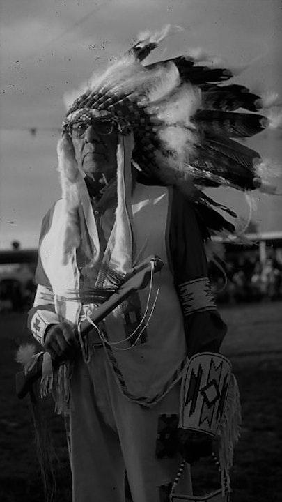 36 - Medicine Crow - War Chief