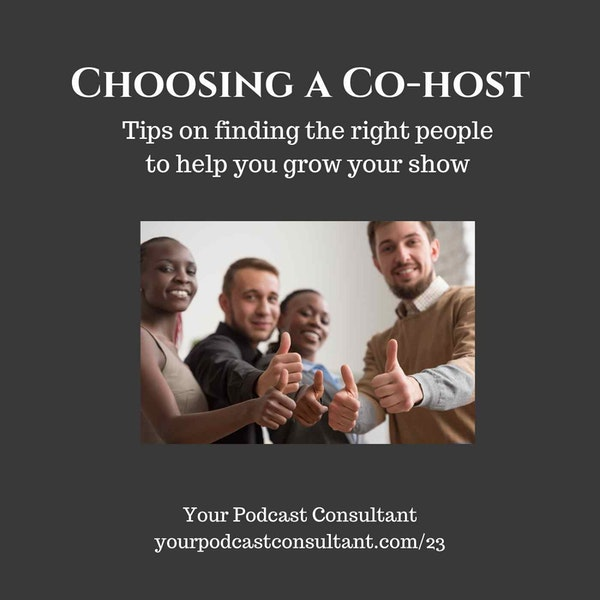 Tips on Choosing a Podcast Co-Host