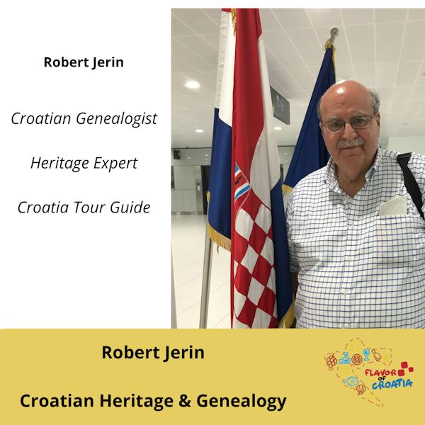 Robert Jerin - Croatia Heritage Tours and Cruises