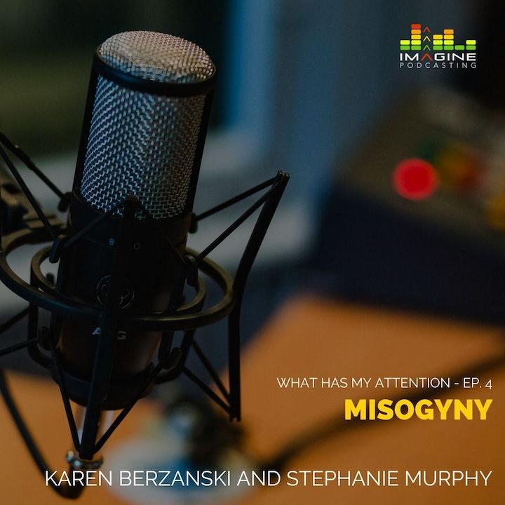 WISL 4 Misogyny feat. Karen Berzanski and Stephanie Murphy